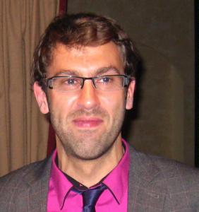 Dr Tom Yates